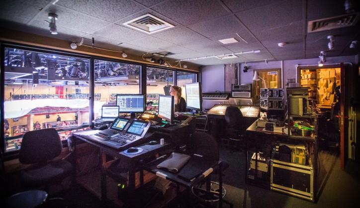 New Vic control box