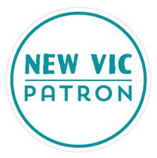 New Vic Theatre Patron